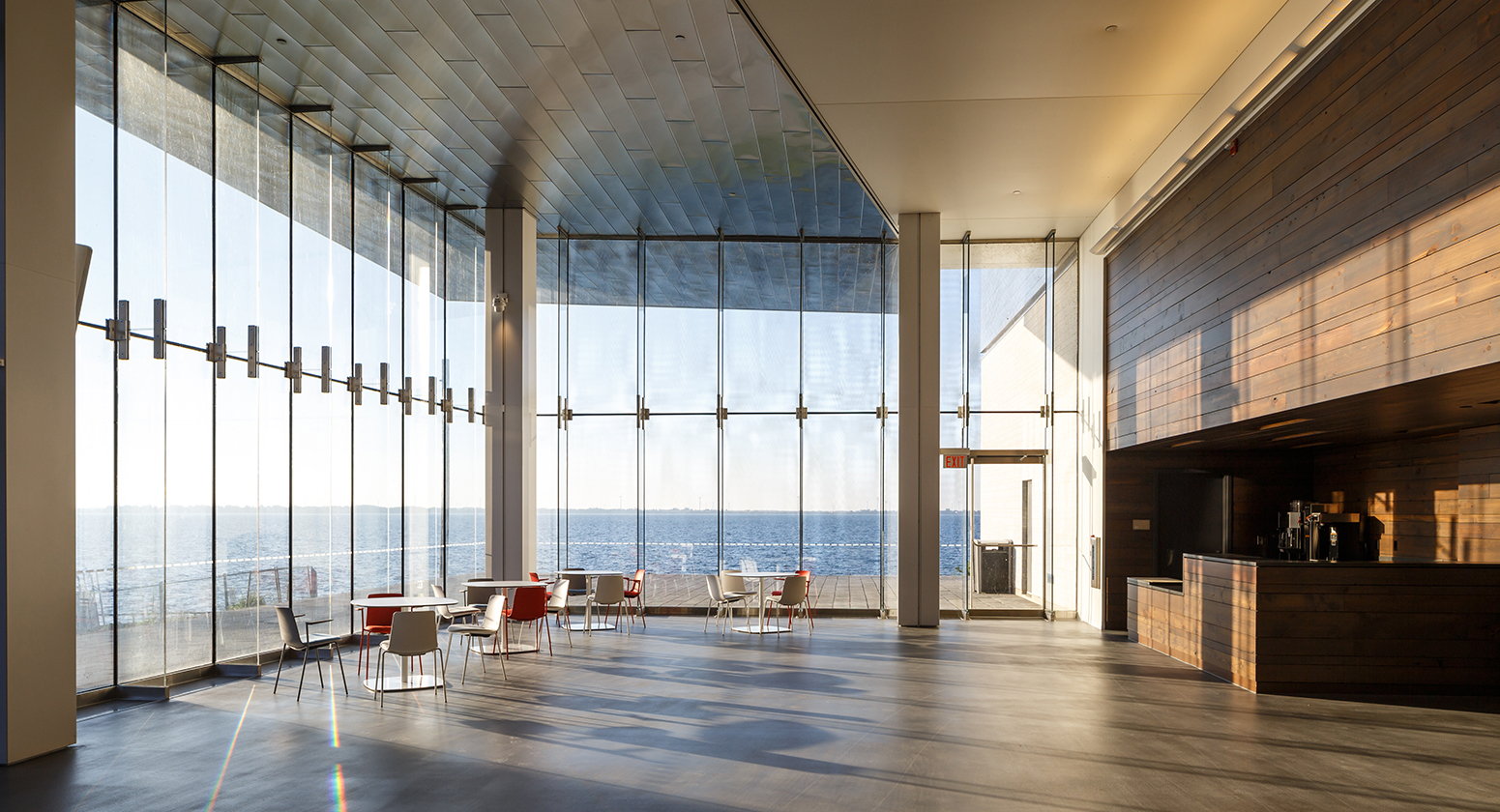 Isabel Bader Centre For The Performing Arts N45 Architecture